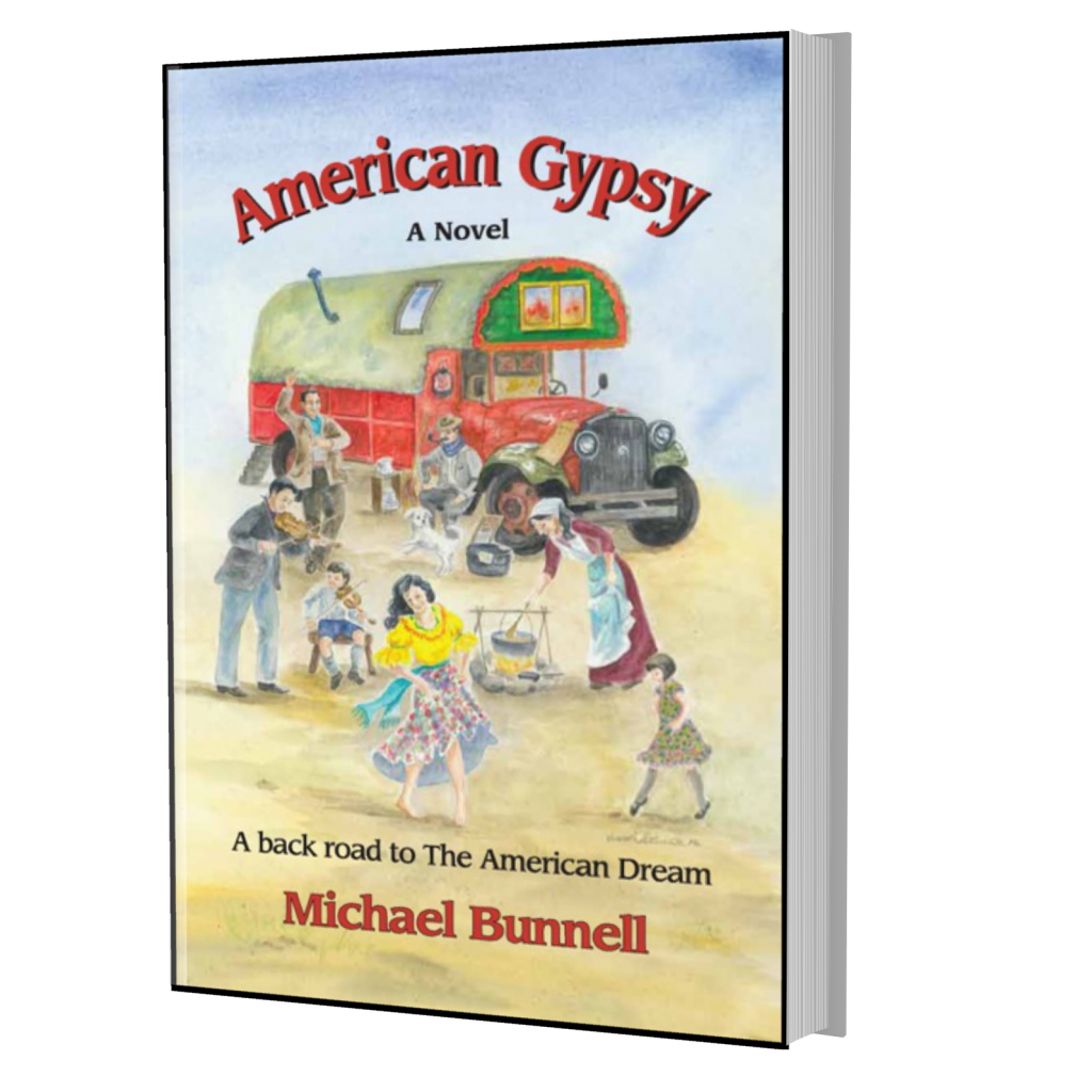 American Gypsy by Michael Bunnell